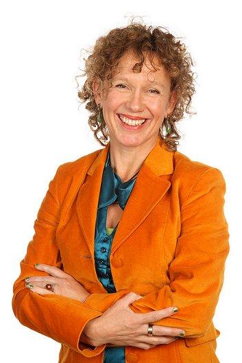 Haptotherapeut in Amsterdam, Gertrud van Beekveld