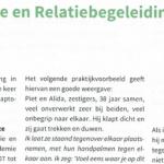 Artikel: Haptotherapie en Relatiebegeleiding in de praktijk